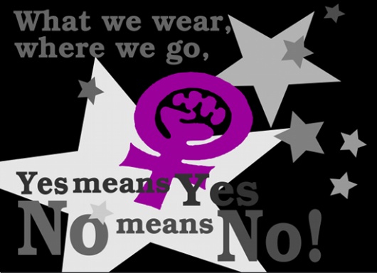 Yes means yes, no means no!